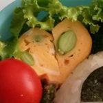 枝豆の卵焼き